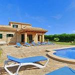 Ferienhaus Mallorca MA4394 - Liegen am Pool