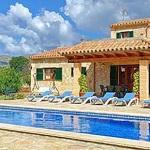 Ferienhaus Mallorca MA4394 - Pool und Haus