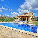 Ferienhaus Mallorca MA4394 - Poolterrasse