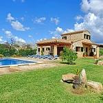 Ferienhaus Mallorca MA4394 - Rasen am Pool