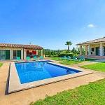 Ferienhaus Mallorca MA4396 Garten mit Pool und Gästehaus
