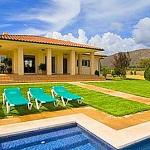 Ferienhaus Mallorca MA4396 Pool mit Sonnenliegen