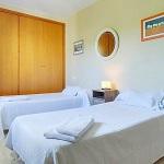 Ferienhaus Mallorca MA4396 Schlafraum mit 2 Betten