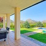 Ferienhaus Mallorca MA4396 Terrasse mit Gartenmöbel