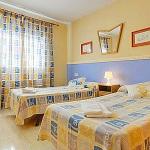Ferienhaus Mallorca MA4396 Zweibettzimmer