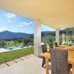 Ferienhaus Mallorca MA4292 - überdachte Terrasse mit Ausblick