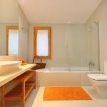 Ferienhaus Mallorca MA4292 - Badezimmer mit Wanne