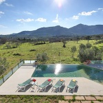 Ferienhaus Mallorca MA4292 - Blick auf den Pool