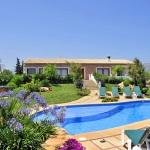 Ferienhaus Mallorca MA4293 - Blumen am Pool