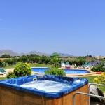Ferienhaus Mallorca MA4293 - Garten mit Whirlpool