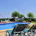 Ferienhaus Mallorca MA4293 - Liegen am Pool