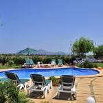Ferienhaus Mallorca MA4293 - Liegen auf der Poolterrasse