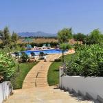 Ferienhaus Mallorca MA4293 - Treppe in den Garten