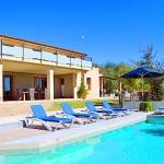Ferienhaus Mallorca mit Pool 4292