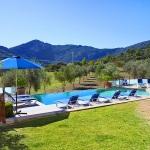 Ferienhaus Mallorca mit Pool und Ausblick MA4292