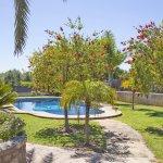 Finca Mallorca MA4170 Garten mit Pool