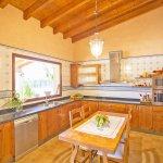 Finca Mallorca MA4170 Küche
