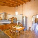 Finca Mallorca MA4170 Küche mit Tisch