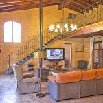 Finca Mallorca MA4170 Sitzecke mit TV