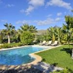 Finca Mallorca MA4310 -Pool mit Treppe
