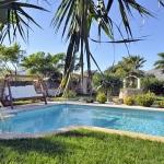 Finca Mallorca MA4310 - Rasen am Pool