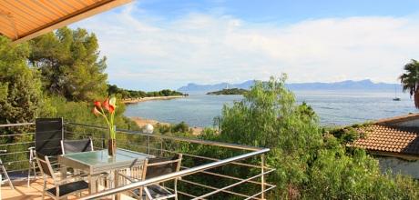 Mallorca Nordküste – Luxus Villa Port d'Alcudia 4039 mit Meerblick und Pool, Strand 300m. Wechseltag flexibel – Mindestmietzeit 1 Woche. – 2018 buchbar!