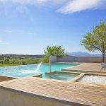 Villa Mallorca MA4167 Blick über den Pool