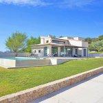 Villa Mallorca MA4167 Einfahrt zum Haus
