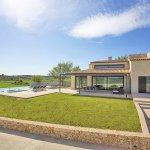 Villa Mallorca MA4167 Zugang zum Haus