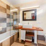 Villa Mallorca MA4293 Badezimmer mit Wanne