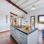 Villa Mallorca MA4293 Küche mit Kochinsel