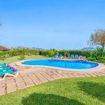 Villa Mallorca MA4293 Sonnenliegen am Pool
