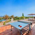 Villa Mallorca MA4293 Tischtennisplatte