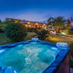 Villa Mallorca MA4293 mit beleuchtetem Swimmingpool