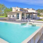 Villa Mallorca mit Pool MA4167