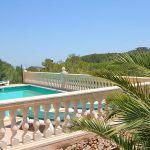 Ferienhaus Mallorca MA3965 Blick auf den Pool