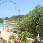 Ferienhaus Mallorca MA3965 Garten mit Pool