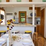 Ferienhaus Mallorca MA3965 Küche mit Esstisch
