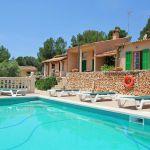 Ferienhaus Mallorca MA3965 Poolterrasse