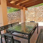 Ferienhaus Mallorca MA3965 Terrasse mit Esstisch