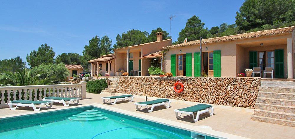 Ferienhaus Mallorca MA3965 mit Pool
