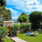 Ferienhaus Mallorca MA3990 Garten