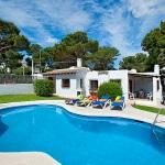 Ferienhaus Mallorca MA3990 Hausansicht