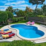 Ferienhaus Mallorca  MA3990 Poolbereich