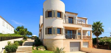 Mallorca Südostküste – Deluxe Ferienhaus Porto Colom 3282 mit Pool für 5 Personen in Strandnähe (ca. 125m). An- und Abreisetag Samstag. 2018 buchbar!