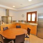 Ferienhaus Mallorca MA3282 - Küche mit Esstisch