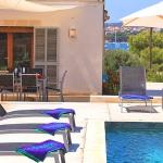Ferienhaus Mallorca MA3282 - Liegen am Pool