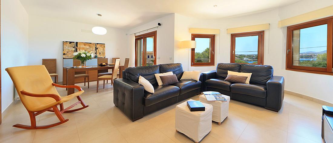 Ferienhaus Mallorca MA3282 Wohnzimmer