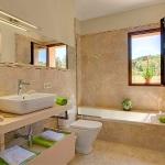 Ferienhaus Mallorca MA33183 - Bad mit Wanne