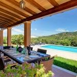 Ferienhaus Mallorca MA33183 - Esstisch auf der Terrasse